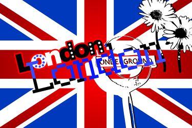 London Panorama Pop art  034
