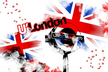 London Panorama Pop art  040