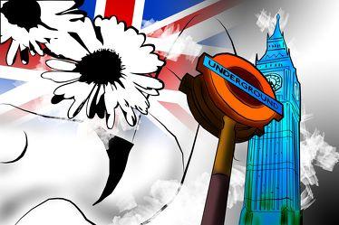 London Panorama Pop art  043