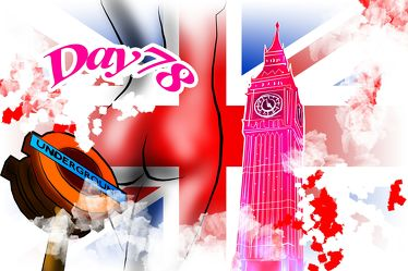 London Panorama Pop art  046