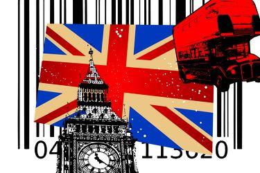 London Panorama Pop art  051
