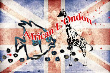London Panorama Pop art  062