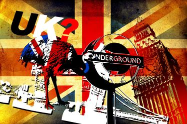 London Panorama Pop art 080