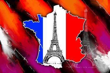 Bild mit Wahrzeichen, Frankreich, Paris Eiffel Tower, Eiffelturm, Paris, turm, weltwunder