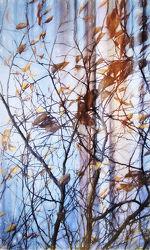 Bild mit Natur, Landschaften, Bäume, Wälder, Sonne, Malerei, Wald, Baum, Landschaft, Landschaft und Natur, gemalte Landschaft