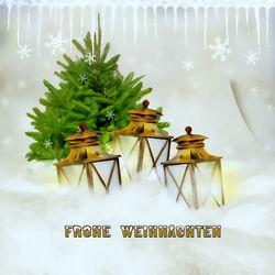 Frohe Weihnachten I