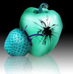 Bilder mit Funny Fruits