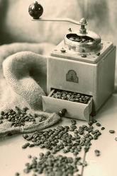 Kaffeemühle Küchenbild