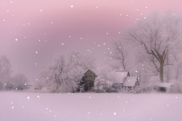 Kalter Wintermorgen