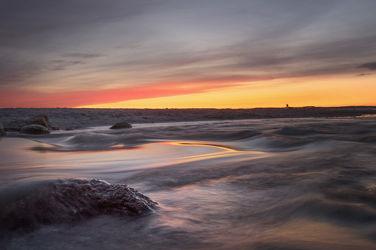 Rauschen der Ostsee