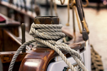 Seefahrer Romantik auf dem Schiff
