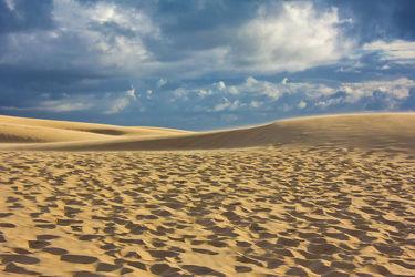 Bild mit Sand, Frankreich, Sandstrand, Düne, Dünen, Wüste, wüstensteppe, wüstenlandschaft