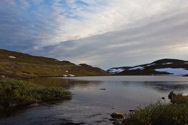 See in der Tundra, Norwegen
