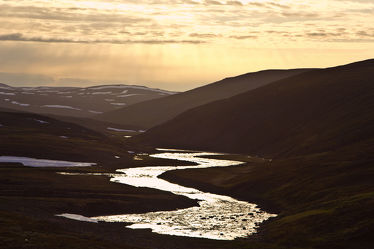 Flusslandschaft Nordnorwegen