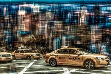 Manhattan - Yellow Cabs - future