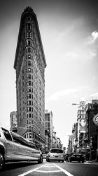 big in the big apple - bw