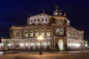 Bild mit Architektur, Gebäude, Städte, Häuser, Haus, Stadt, Dresden, dresdener, semperoper, dresdener semperoper