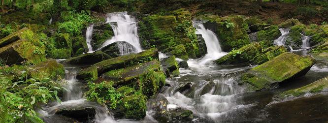 Selke Wasserfall