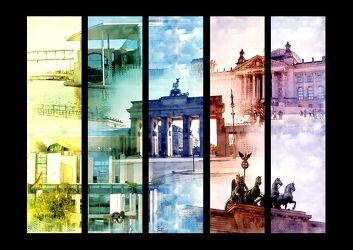 Ich Liebe Berlin - Farbansichten