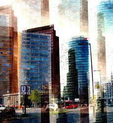 Bild mit Architektur, Gebäude, Wahrzeichen, Städte, Häuser, Berlin, Haus, Sehenswürdigkeit, Stadt, BERLINFEELING, City, Brandenburger Tor, Tourismus, berliner