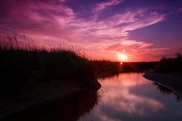 Sonnenuntergang SPO