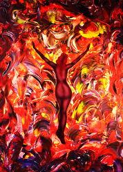 Brennende Liebe