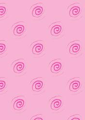 Bild mit Rosa, Hintergrund, Kinderzimmer, Schnecke, Spirale, Muster, Tapete, Hintergründe, pink, schneckenhaus, tapetenmuster, kinderzimmertapete, spiralenmuster