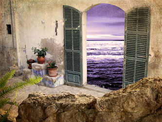 Bild mit Kunst, Abstrakt, yammay surreal, Surreal, Schatten, Silhouette, natur kunst