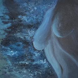 Bild mit Menschen, Körperteile, Wasser, Himmel, Himmel, Wolken, Unterwasser, Sonne, Wasserfälle, Blauer Himmel, Blaues Wasser, Akt, Himmel Sky, Menschen & Personen, Erotik, Frau, körper, Himmelblau, Sternenhimmel, Weltall, Person, Brüste, Abendhimmel, Brust, Erotic, Akt & Erotik, Nachthimmel