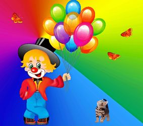 Bild mit Kinderbilder