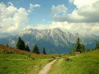 Bild mit Natur, Berge, Schnee, Alpen, Landschaft, berg, Gebirge