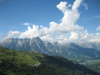 Bergmassiv 2