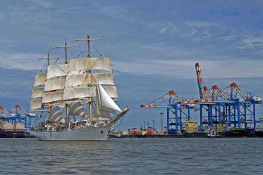 Segelschiff DAR  MEODZIEZY