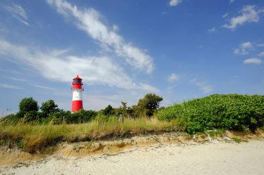 Bild mit Sand, Urlaub, Leuchttürme, Ostsee, Meer, Dünen, Küste, Erholung, Leuchtturm, Ostseeküste, Falshöft