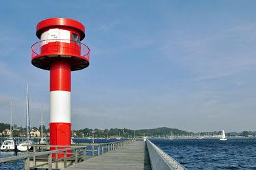 Bild mit Leuchttürme, Meerblick, Ostsee, Meer, Steg, Küste, Leuchtturm