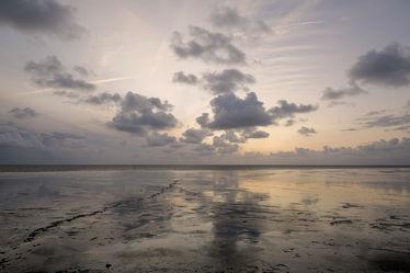 Küste am Abend