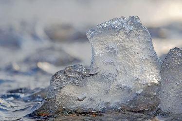 Bild mit Winter, Eis, Makro, Gegenlicht, nahaufnahme, frühjahr, Ausspannen, Brocken, Klotz