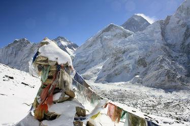 Bild mit Landschaften, Berge, Hügel, Schnee, Landschaft, berg, Frost, Gebirge, mount Everest