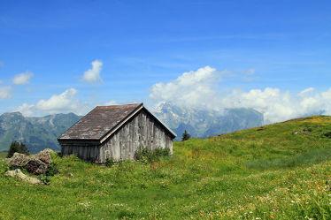 Berg Hütte