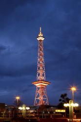 Bild mit Landschaften, Architektur, Berlin, Landschaft, Sehenswürdigkeit, Sehenswürdigkeiten, Skyline, Hauptstadt