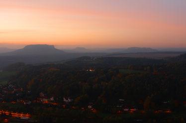 Elbsandsteingebirge Bastei
