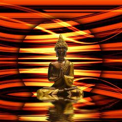 Bild mit Steine, Buddha, Wellness