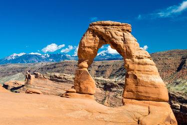 Bild mit Natur, Naturstein, Grand Canyon, USA, Delicate Arch