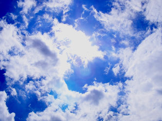 Bild mit Himmel, Wolken, Wolkenhimmel, Wolken am Himmel, Himmel Sky, Wolke