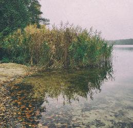 Bild mit Natur, Wasser, Gewässer, Seen, See, Teich, VINTAGE