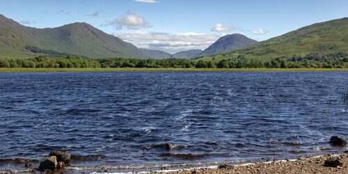 Bild mit Natur, Berge, Wolkenhimmel, Landschaft, See, Schottland, Naturfoto, schottische highlands, loch awe
