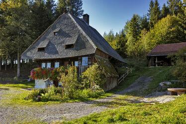 Bild mit Gebäude, Haus, Mühle, Kultur, Museum, schwarzwald, schwarzwaldmühle, hofmühle, rankmühle, st.märgen