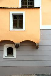 Görlitz - Fensterfasade