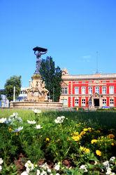 Postplatz - Görlitz