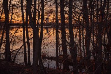 Bild mit Natur, Wasser, Landschaften, Jahreszeiten, Gewässer, Sonnenuntergang, Sonnenschein, Spätsommer, Licht Schatten